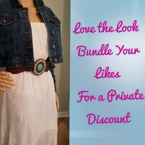 Private offer on bundles